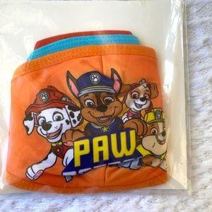 Cloth face masks bundle x3 paw patrol